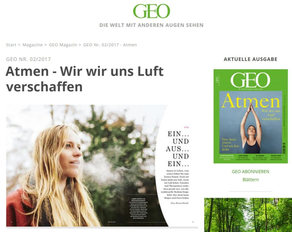GEO 2/2017 Atmen - Wir wir uns Luft verschaffen PDF