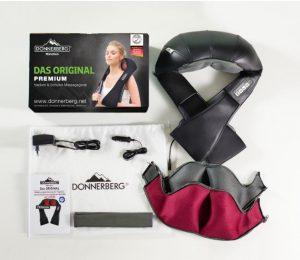 Neues Massagegerät für Schulter, Nacken und Körper Gratis Coupon
